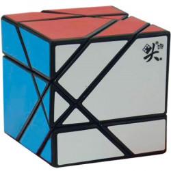 DaYan Tangram Cube Black