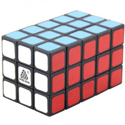 WitEden 3x3x5 Black