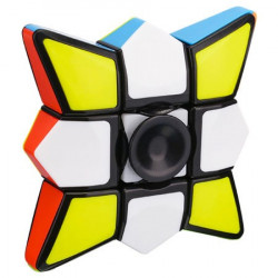CB 1x3x3 Spinner Cube Black
