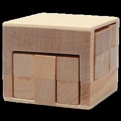 Hidden Rule - Wooden Puzzle 1