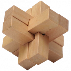 Hero Connection - Wooden Puzzle 8