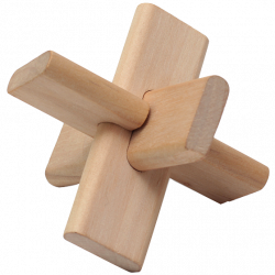 Three Connection - Wooden Puzzle 13