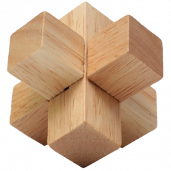 Hero Connection - Wooden Puzzle 15