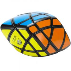 Lanlan 6-Axis Curvy Rhombohedron Black