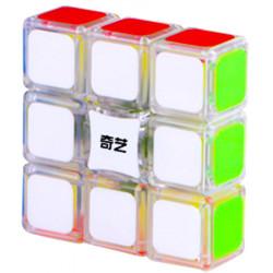 QiYi 1x3x3 Super Floppy Cube Transparent