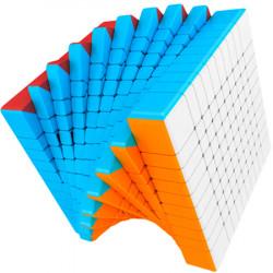 MoFang JiaoShi MeiLong 10x10 Stickerless