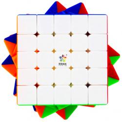 YuXin Huanglong 5x5 Magnetic Stickerless