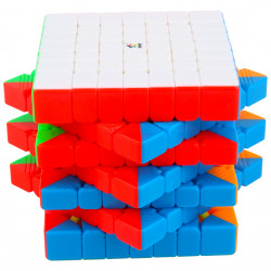 YuXin Little Magic 7x7 Magnetic Stickerless