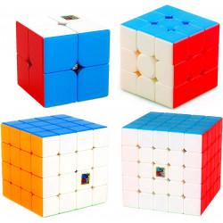 MFJS Meilong Gift Box - 2x2, 3x3, 4x4, 5x5 Bundle