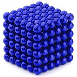 Neo Cubes 216 Pieces 5mm Magnetic Balls Blue