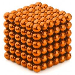 Neo Cubes 216 Pieces 5mm Magnetic Balls Orange