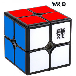 MoYu WeiPo 2x2 WR Magnetic Black