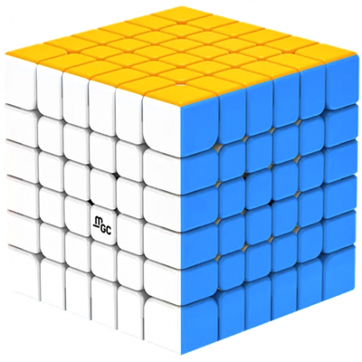 YJ MGC 6x6 Stickerless