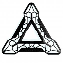 QiYi DNA Cube Stand Black