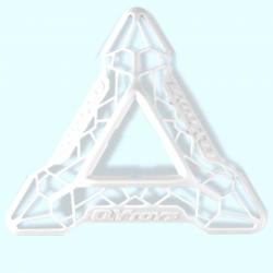 QiYi DNA Cube Stand White
