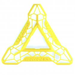 QiYi DNA Cube Stand Yellow
