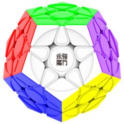 YJ YuHu Megaminx V2 Magnetic Stickerless