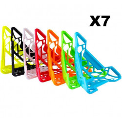 7 x QiYi DNA Cube Stand (Seven Different Colors)