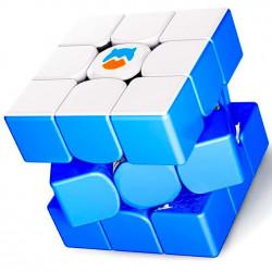 MonsterGO 3x3 (Cloud) Blue Stickerless