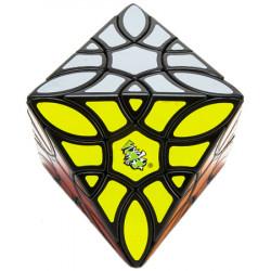 LanLan Clover Octahedron Cube Black
