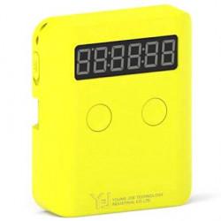 YJ Pocket Cube Timer Yellow