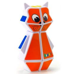 Rubiks's Junior Kitten White