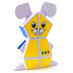 Rubiks's Junior Bunny White