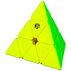 QiYi X-Man Bell V2 Magnetic Pyraminx Stickerless