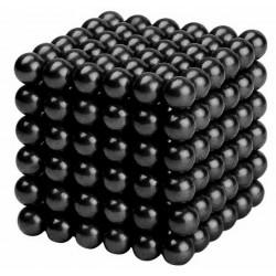 Neo Cubes 216 stk. 5mm Magnetic Balls Black