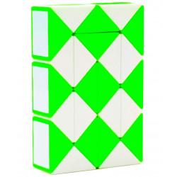 QiYi 24 Blocks Magic Snake Green