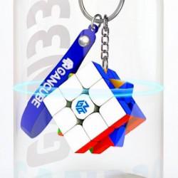 GAN330 Keychain Cube Stickerless