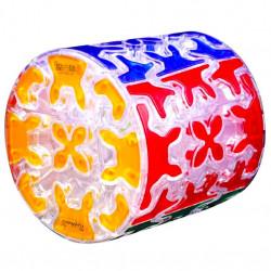 QiYi Gear Cylinder Transparent (Tiled)