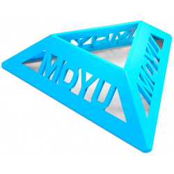 MoYu Cube Stand Blue