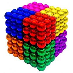 Neo Cubes 216 stk. 5mm Magnetic Balls Mix Multi Colour