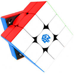 GAN 11 Magnetic Pro 3x3 Stickerless (Frosted Version & Black Core)