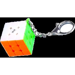 QiYi Mini 3x3 Keychain Cube Stickerless