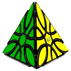 LanLan Clover Pyraminx Black