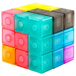 MoYu Luban Lock Magnetic Puzzle 3x3 Stickerless