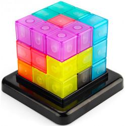 MoYu Luban Lock Magnetic Puzzle 3x3 + Base