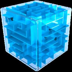 MoYu Big (95mm) 3D Maze Puzzle Cube Blue