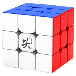 DaYan GuHong V4 Magnetic 3x3 Stickerless