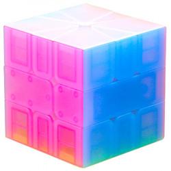 QiYi QiFa S Square-1 Transparent