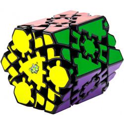 LanLan Gear Hexagonal Prism Cube Black