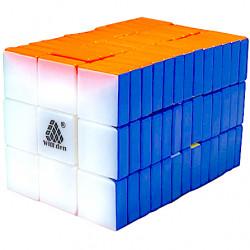 WitEden 3x3x13 I Stickerless