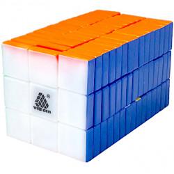 WitEden 3x3x15 I Stickerless