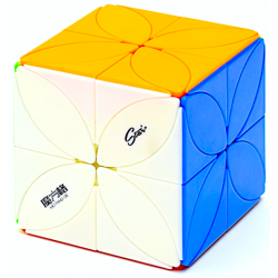 QiYi Clover Cube Plus Stickerless
