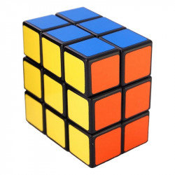 LanLan 2x3x3 Domino Cube Black