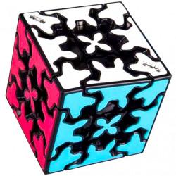 QiYi Gear Cube 3x3 Black 57mm (Tiled)