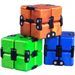 QiYi Infinity Cube Blue, Green, Orange Bundle - 3 Infinity Puzzles