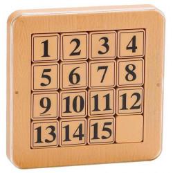 SengSo Magnetic Klotski Puzzle 4x4